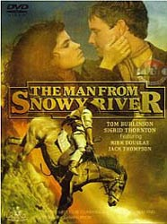 Man From Snowy River Cover